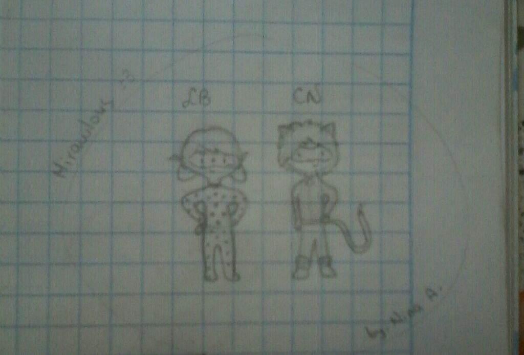 Dibujitos En Clase De Matemáticas Miraculous Ladybug Español Amino