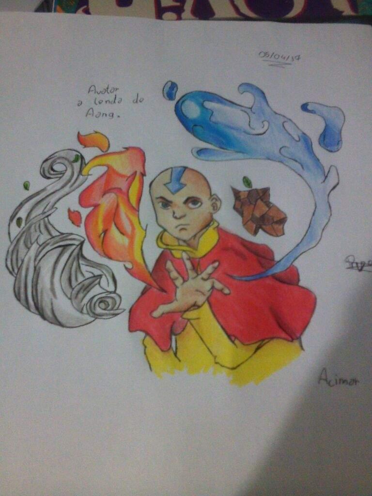 Avatar A Lenda De Aang Desenhistas Do Amino Amino