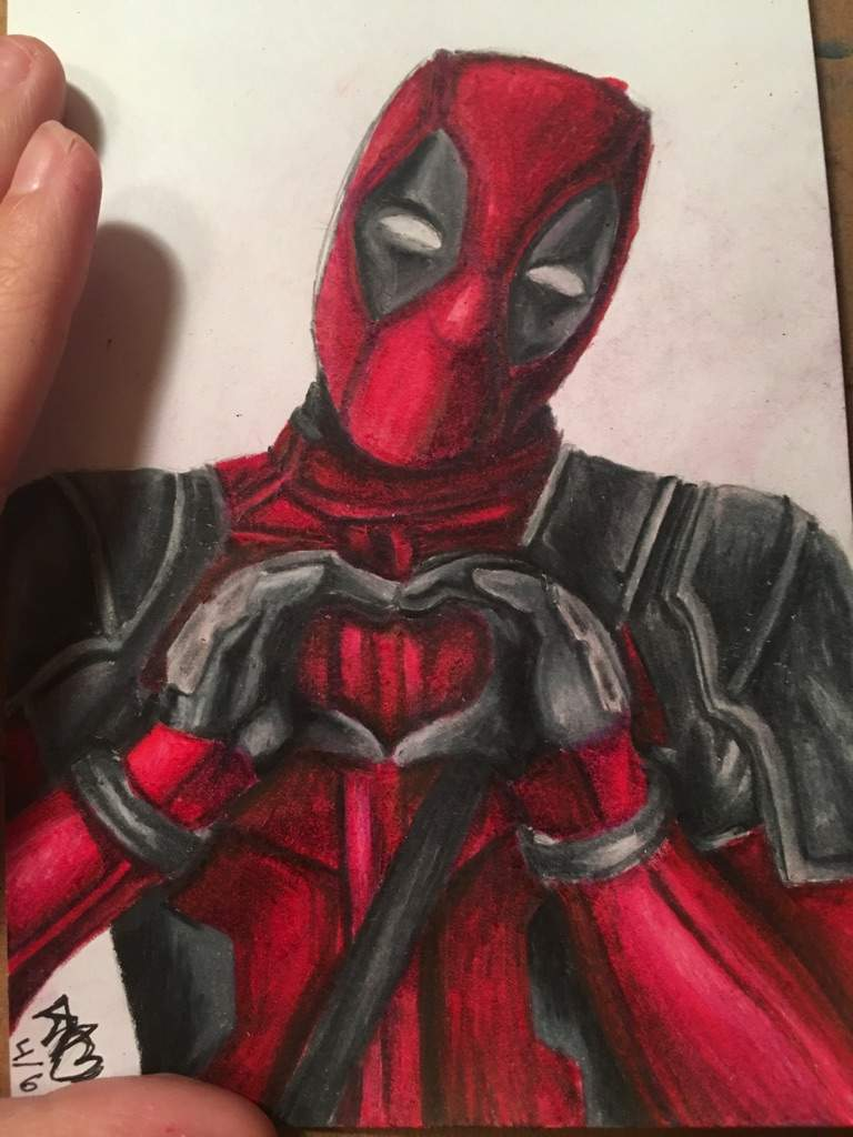 Deadpool drawing. | Marvel AminoDeadpool Sketch
