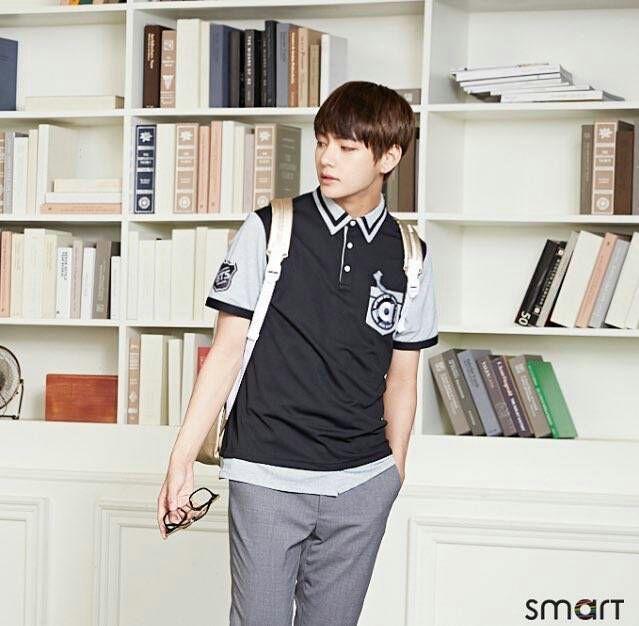 070417] Samart School Uniform Posta Foto de V e Suga