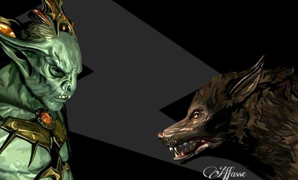 Vampire Lord Vs Werewolf Poll Tamriel Elder Scrolls Amino Amino