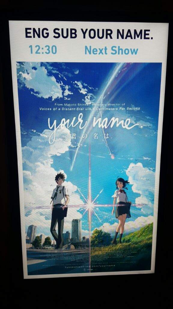 Your Name Anime Amino