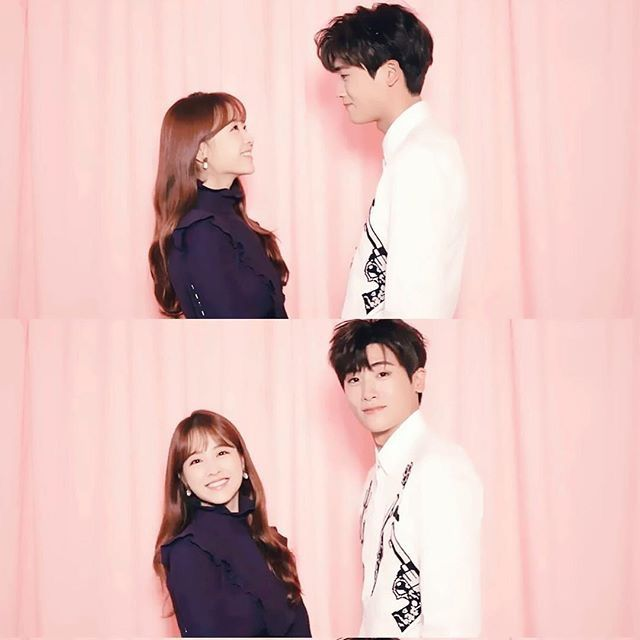 Are you enjoying the height difference's in Strong Woman ... Hyung Sik Height