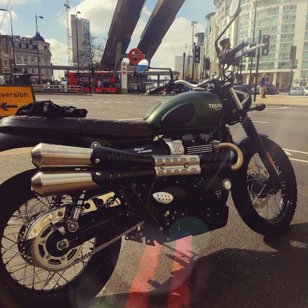 A Biased Review Triumph Bonneville Street Scrambler