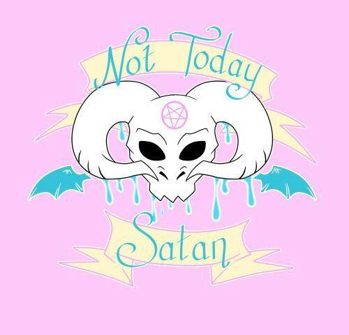 Satan Is Kawaii Emosscenegóticosraros Amino Amino