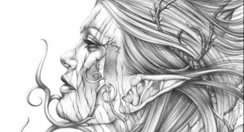Dibujos A Lapiz De Animales Mitologicos Love Tattoos Amino
