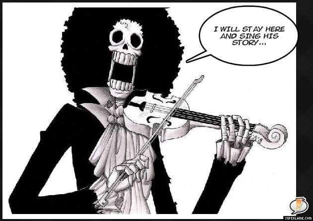 My One Piece ending..   Anime Amino