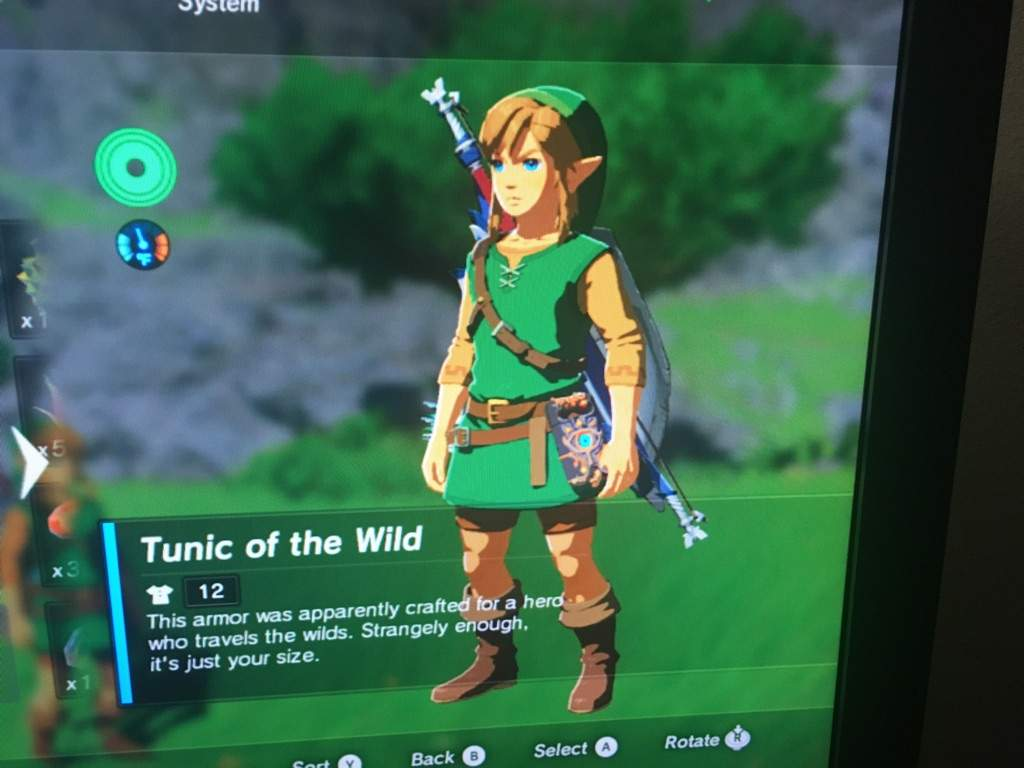 how to get the red tunic in ocarina of time