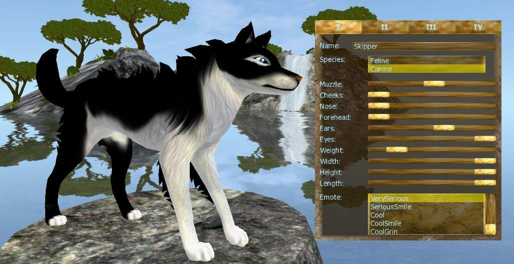 Game Where You Play As A Wolf