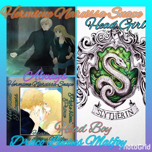 My top 5 Favorite (Dramione) Fanfics in Wattpad  •~ | Harry