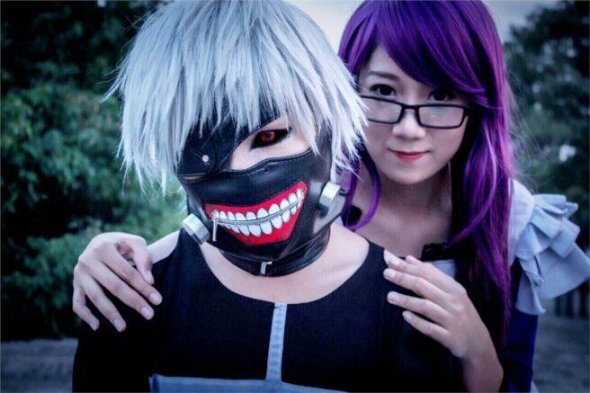 Tokyo Ghoul Cosplay Anime Amino
