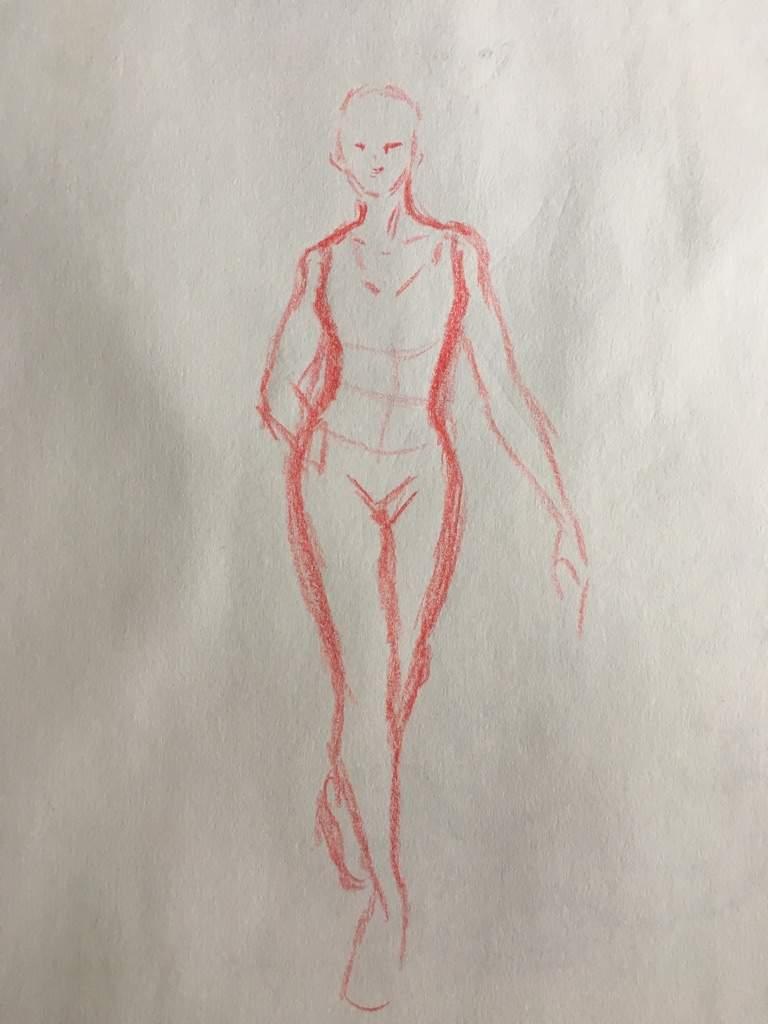 Drawing Tips: Human Anatomy | Kawaii Amino Amino
