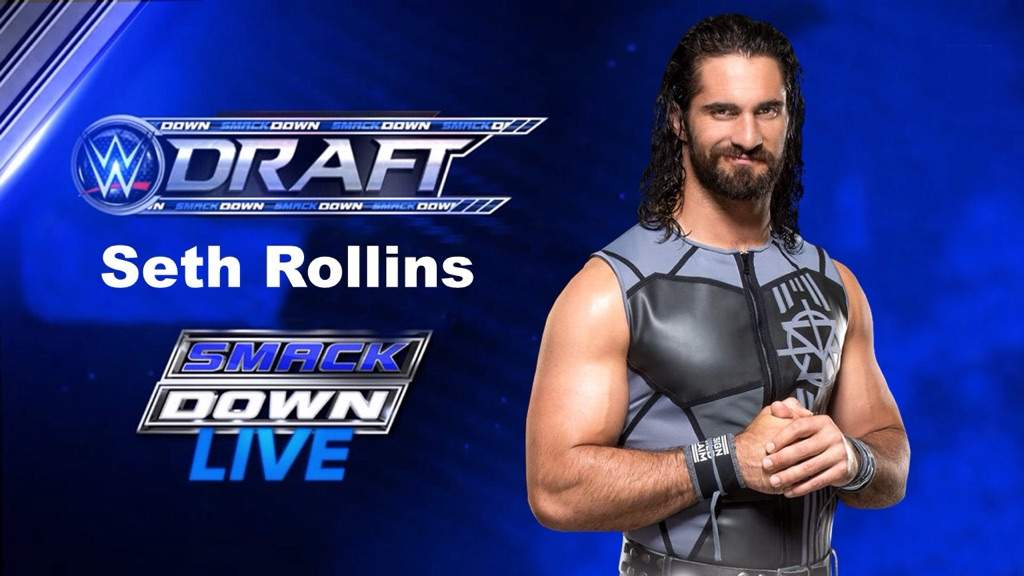 Image result for Seth Rollins smackdown live]