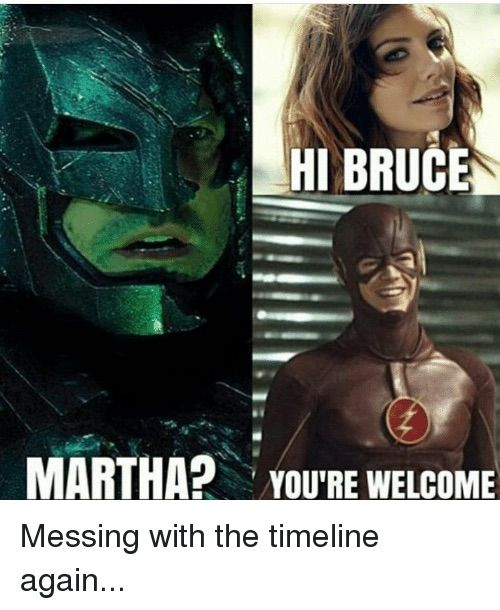 More Timeline Memes The Flash Amino