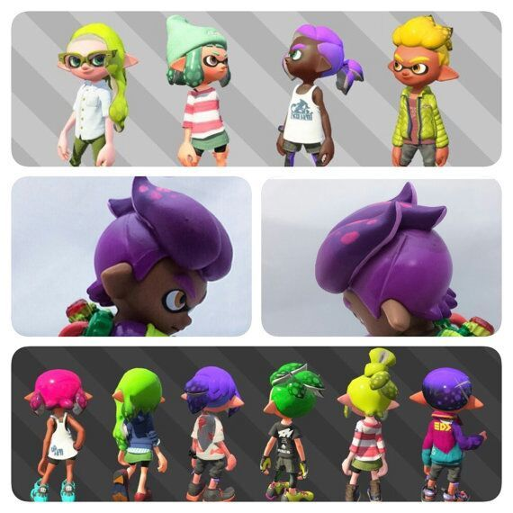 Splatoon 2 Hairstyles Splatoon2 Amino