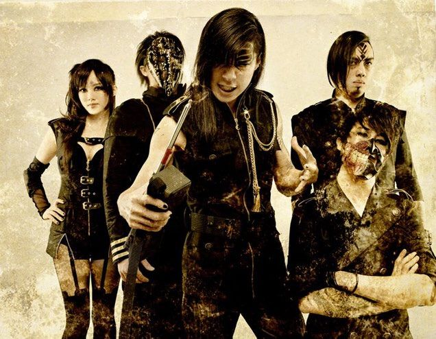 Asian metal bands photo 734