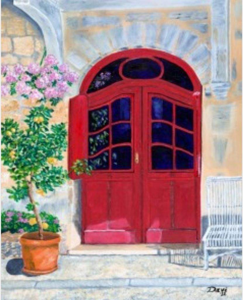 Danys secret symbolism under the lemon tree thrones amino the house with the red door the lemon tree biocorpaavc Images