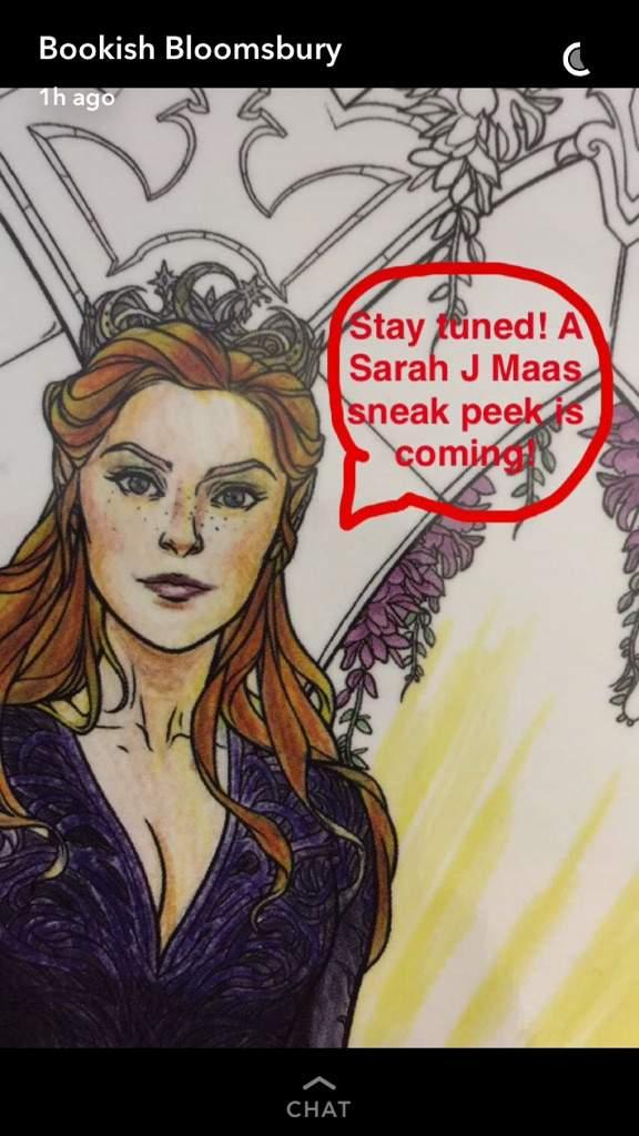 Acotar Coloring Book Preview Sarah J Maas Amino