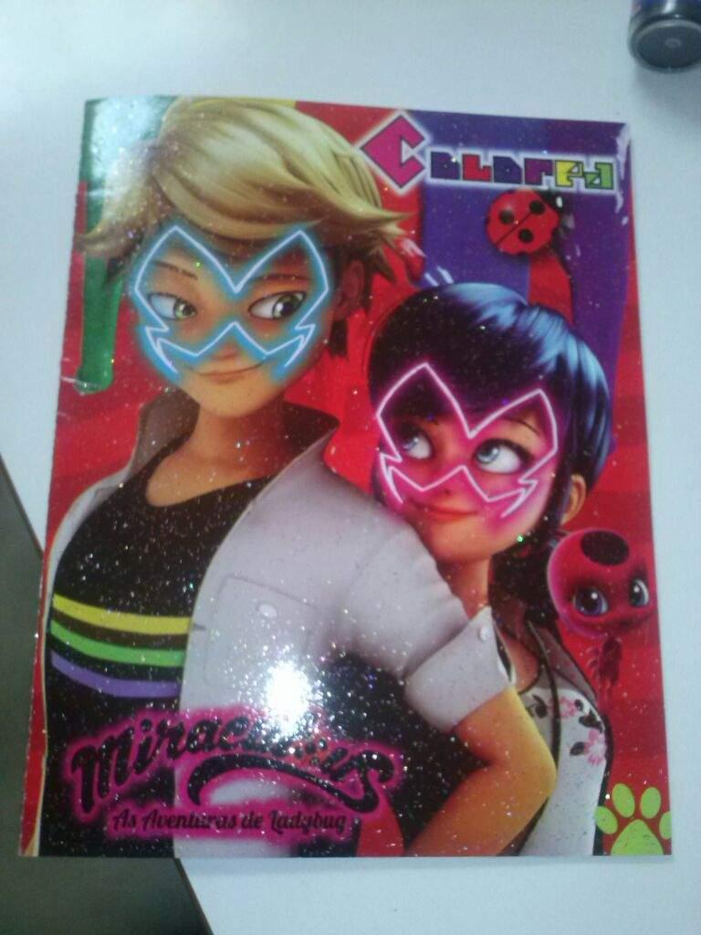 Mi Libro Para Colorear Miraculous Ladybug Español Amino