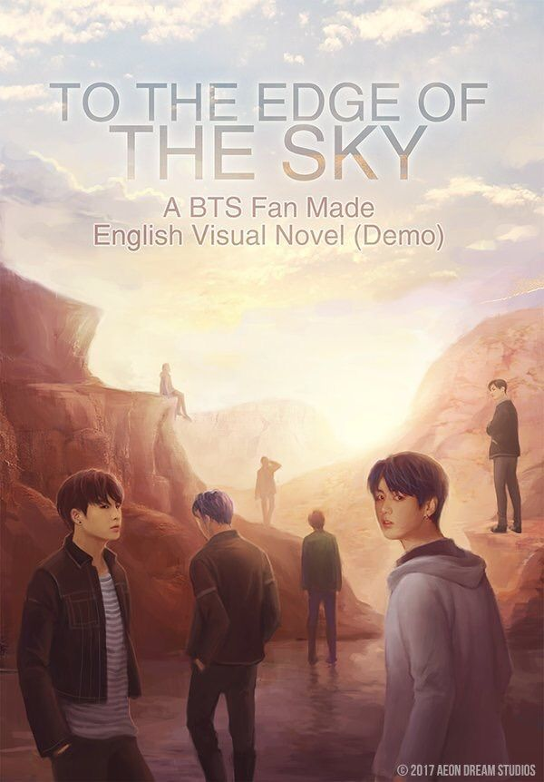 foto de To The Edge of the Sky BTS FAN GAME Demo Review K Pop Amino