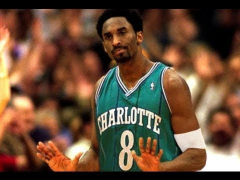 brand new ce433 24bdd What If The Hornets Kept Kobe Bryant? | Hardwood Amino