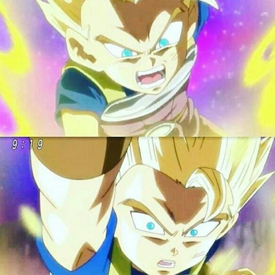 Champa And Vados Henati T Dragon Ball Dbz And