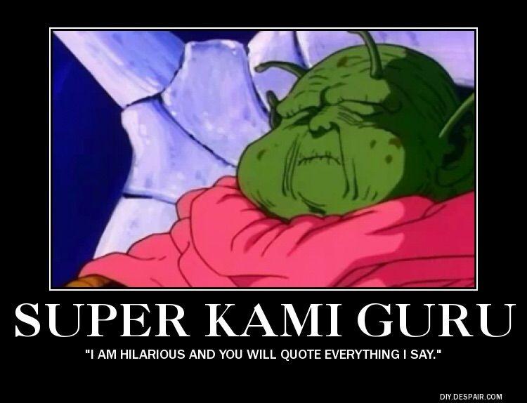 Super Kami Guru Dragonballz Amino