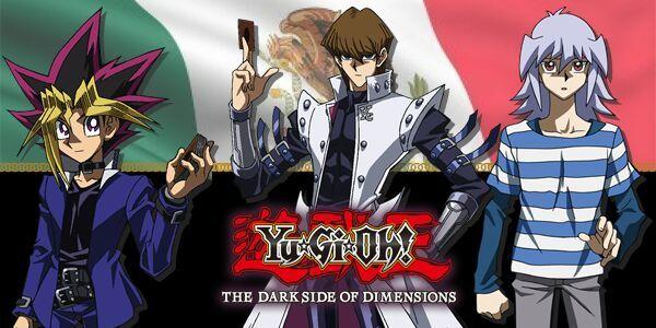 Yu Gi Oh The Dark Side Of Dimensions Todo Sobre El Doblaje Al
