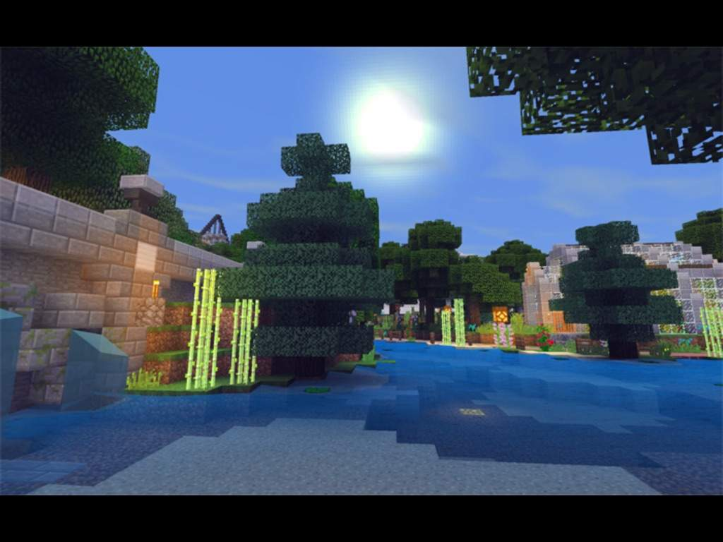 shaders for mcpe