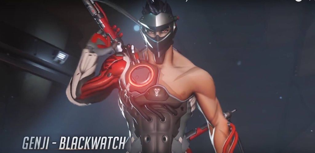 how to get blackwatch genji