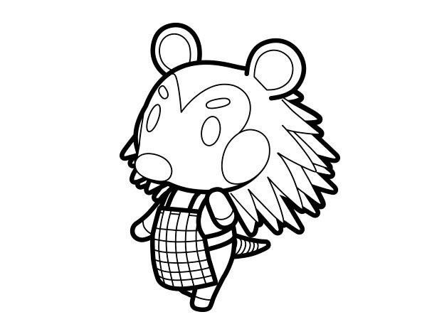 Coloring pages | 🍃 Animal Crossing🍃 Amino