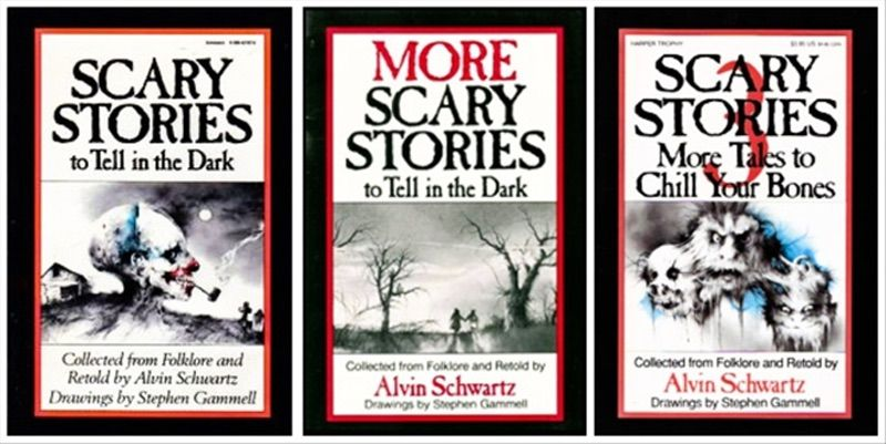 Guillermo del Toro: Scary Stories To Tell In The Dark