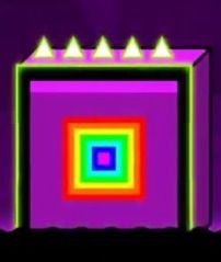 geometry dash how to change practice mode song