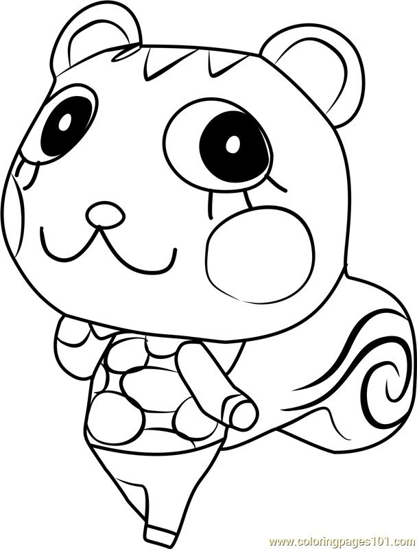 AC Coloring Pages | Wiki | 🍃 Animal Crossing🍃 Amino