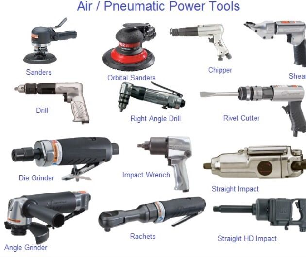 If Someone Wrote Some Pros And Cons Their Recommendations For Specific Tools In The Comments It Helps I Ll Need Impact Wrenches Grinders