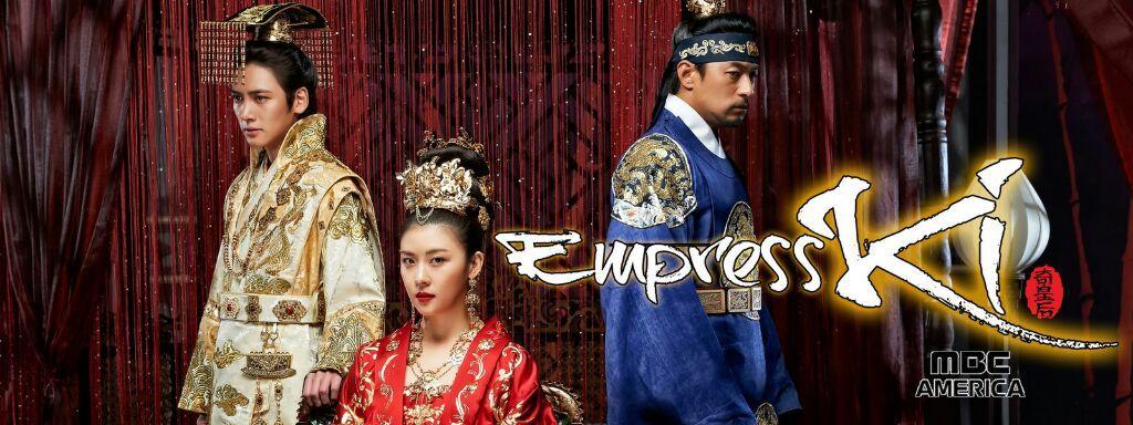 Long dramas, Empress Ki | K-Drama Amino