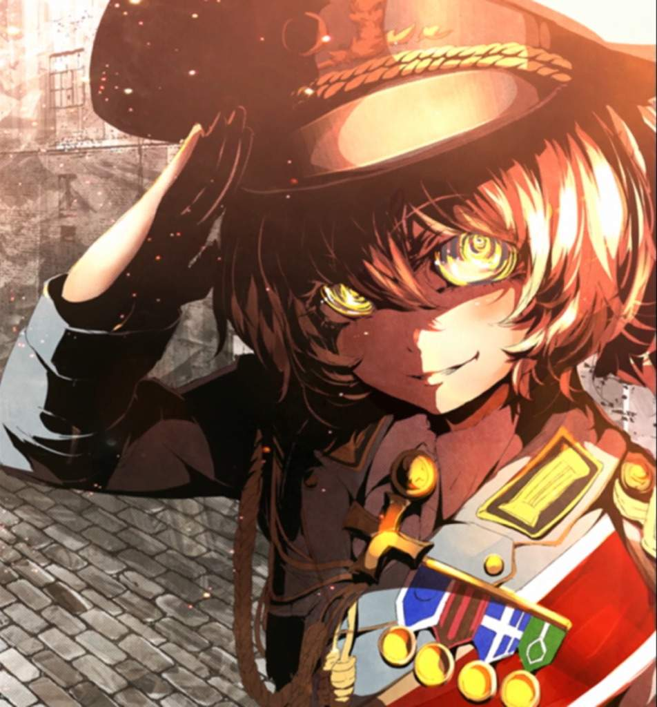 Tanya degurechaff is the main protagonist in youjo senki saga of tanya the evil tanya is a cute adorable and pretty good looking little girl