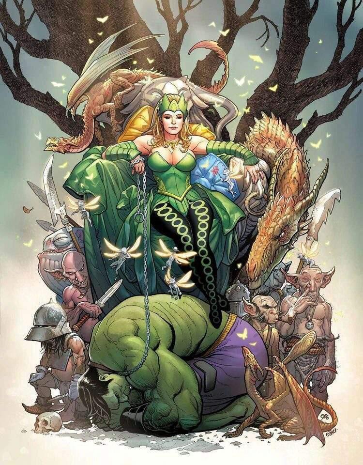Encantor - Marvel Comics