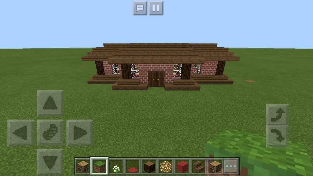 Small Brick House Build Minecraft Amino
