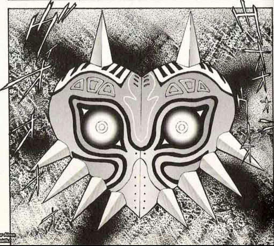 The Legend of Zelda Majora\'s Mask (Manga)   Wiki   • Nintendo • Amino