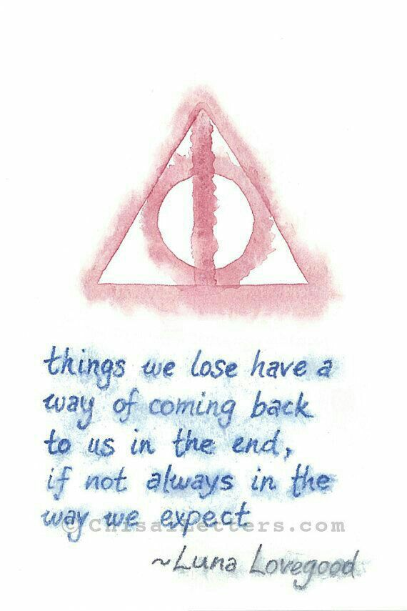 Luna Lovegood Quotes Awesome Luna Lovegood Quotes Harry Potter Amino