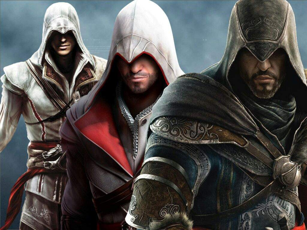 Ezio Auditore Da Firenze Wiki Assassins Creed Amino