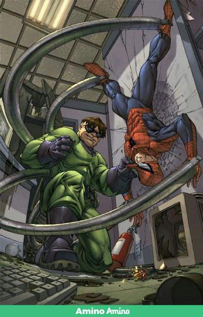 Spider-Man #3 | Comic Fanfiction Amino Amino