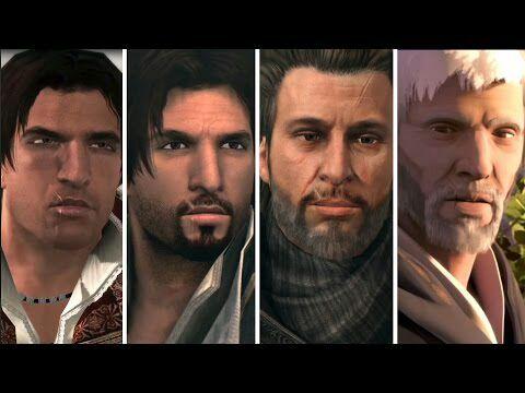Ezio Auditore Da Firenze Wiki Assassins Creed Amino