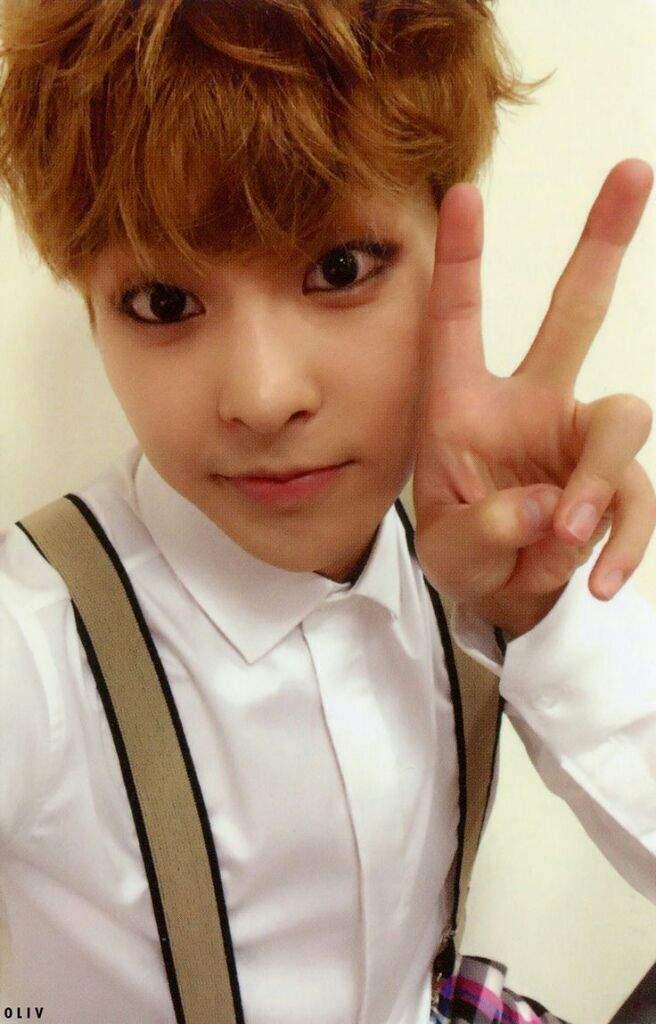 EXO As Your Husband part 1 EXO AminoXiumin Selca