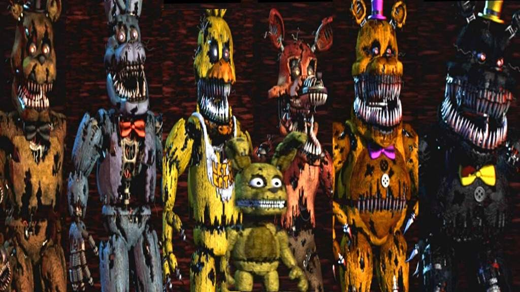 FNaF Theory: Crying Child + The Nightmares EXPLAINED! | Five