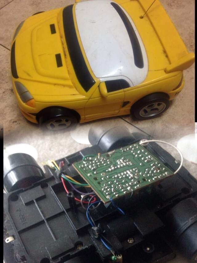 Remote control car converted with an Arduino   Maker Amino