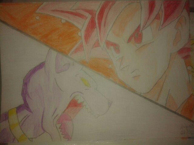 Goku Vs Bills Dragon Ball Oficial Amino