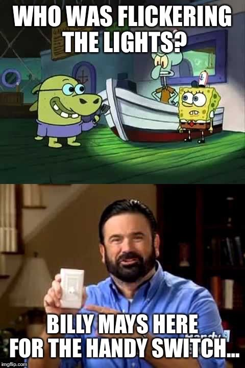 Image result for billy mays memes