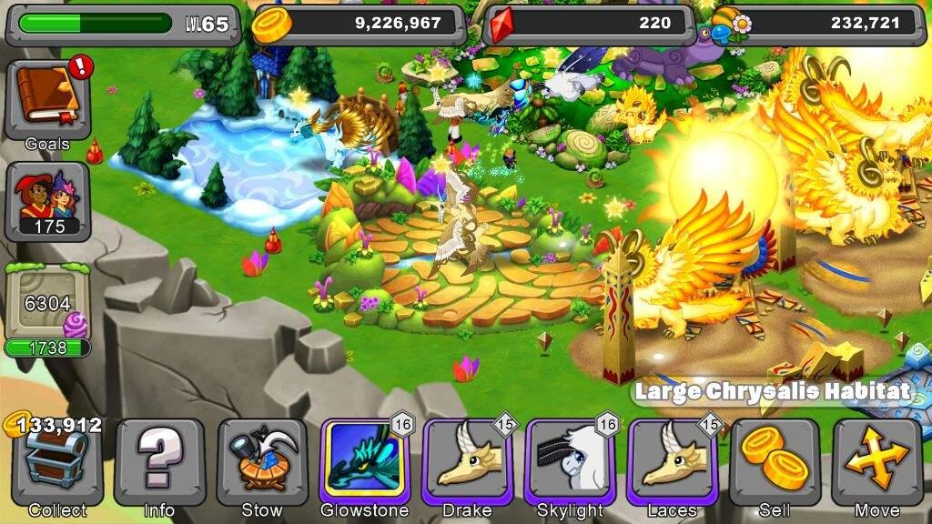 Obtaining All Mythic Dragons For My Park Dragonvale Amino